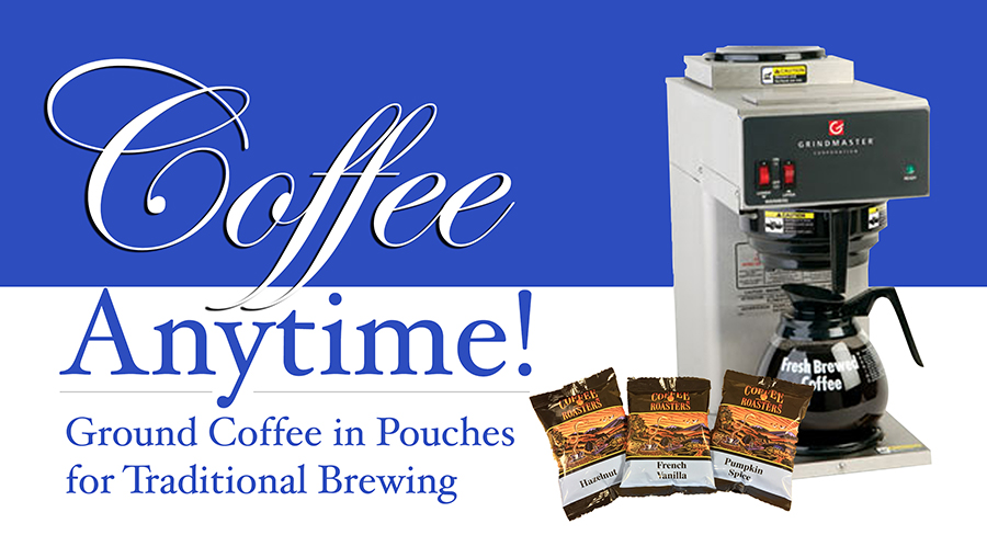 Coffee Anytime! -